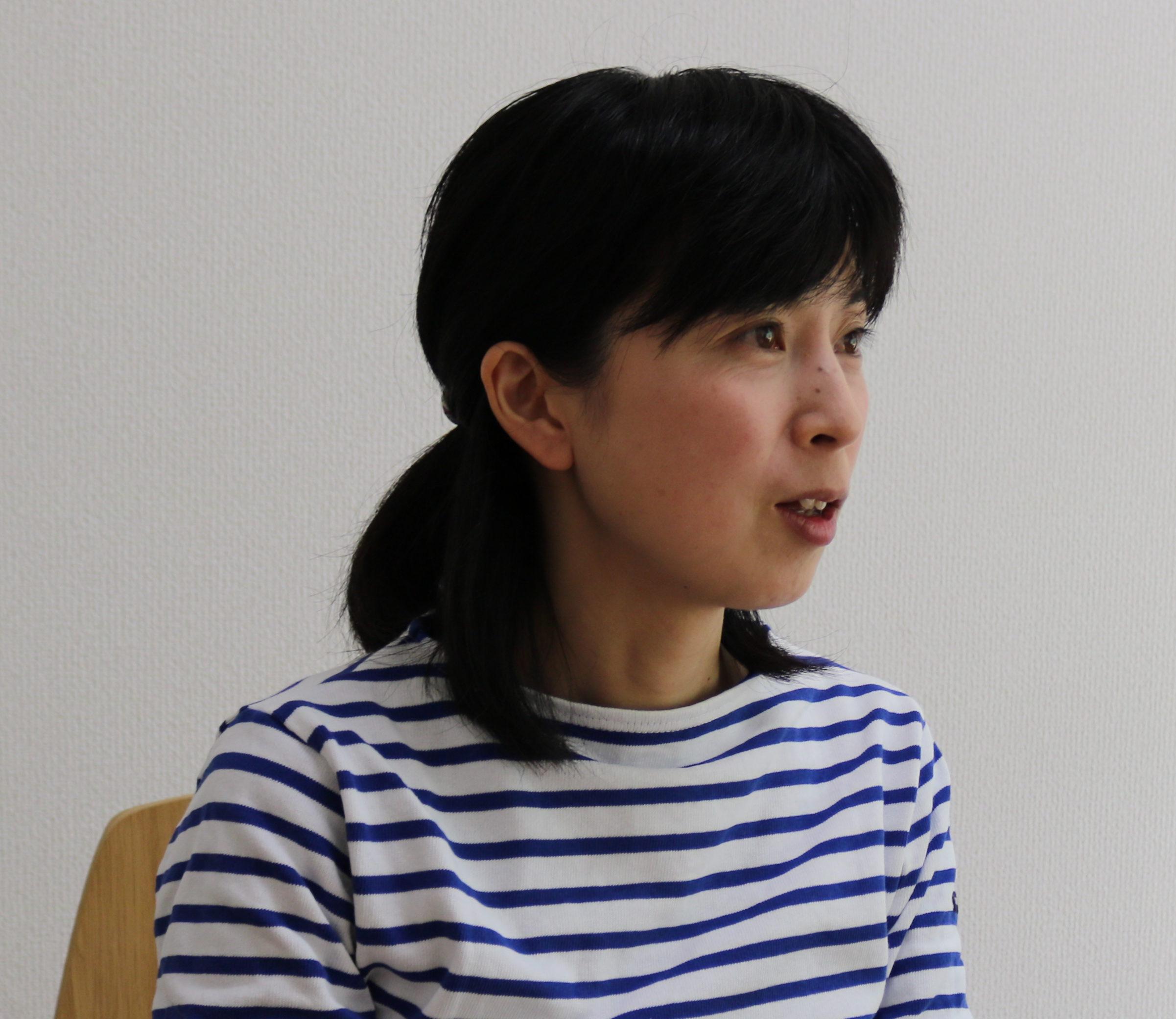 大屋智子さん